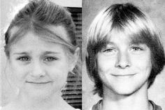 At roughly the same age: Frances Bean and Kurt