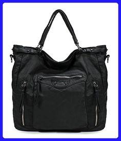 84a91e1db4 Scarleton Soft Washed Multi Pocket Stylish Shoulder Bag    New and awesome  product awaits you