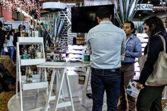 Carrito de Mezcales en La Semana del Emprendedor 2016