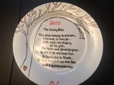 The Giving Plate Craft http://www.crazy-good-cooking.com/2015/12/the-giving-plate-craft.html