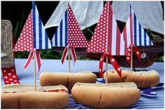 Resultado de imagem para nautical party