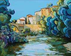 15 Meilleures Images Du Tableau Zanella Landscapes Art Studios Et