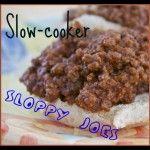 Slow Cooker Sloppy Joes - Complete Dinner Pack