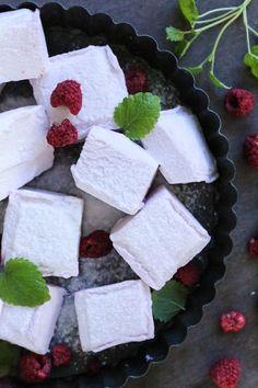 Hjemmelaget marsmallow; sukkerfri og lavkalori beautyfood | Desiree Andersen Feta, Sugar Free, Meal Planning, Food And Drink, Low Carb, Diabetes, Sweets, Protein, Healthy Recipes