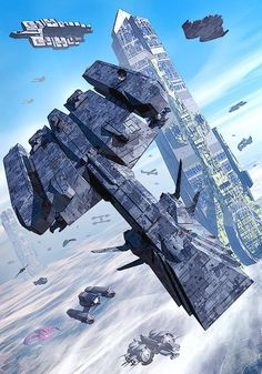 TRAFFIC TOWERS #spaceship – https://www.pinterest.com/pin/541206080205995262/