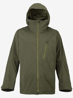 $150 Men's Burton [ak] GORE‑TEX® Cyclic Jacket shown in Forest Night