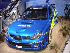 2006 Impreza Rally Car