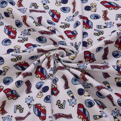Baskılı interlok kumaş. %65'e varan indirimlerle www.ottomod.com'da!