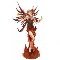 figurine fée géante furya - Boutique Fées et Féerie Legendya