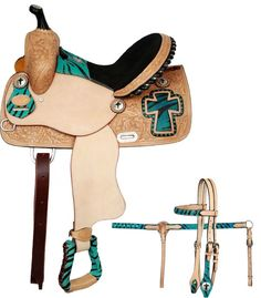 Youth Western Saddles Sets from www.spoilmyhorse.com