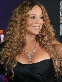 Mariah Carey locks
