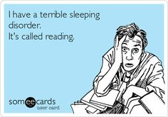 My addiction is books....