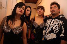 Sin Pudor: Banda de Punk-Metal bogotana liderada por Jessica Morales. Activos desde 2008. Han pasado por varias alineaciones.