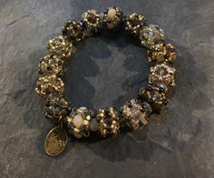 Ein persönlicher Favorit aus meinem Etsy-Shop https://www.etsy.com/de/listing/488719875/handgemachtes-handgemacht-perlen-armband