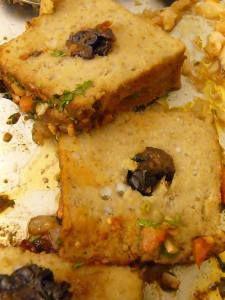 Omeletas sem Ovos - Assado de Reis (natal)