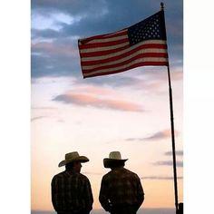 America +  Cowboys = AWESOME!  Thanks junk gypsies!