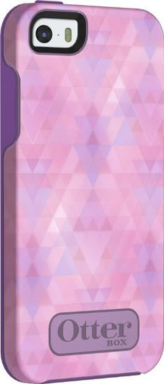 Amazon.com: Otterbox Symmetry Series Case for Apple iPhone 5S - Frustration - Free Packaging - Dreamy Pink: Cell Phones & Accessories