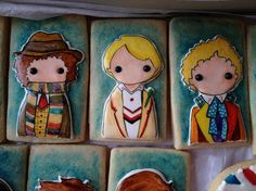 Doctor Who – The 'Too Good To Eat' Cookie Set
