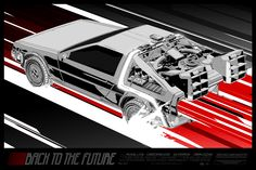 Back to the Future on Behance