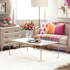 Gold Leaf Collection - Coffee Table
