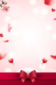 tanabata valentines day rose pink Valentines Day Border, Happy Valentines Day Card, Valentines Day Background, Wedding Background Images, Mother's Day Background, Origami, Chinese Valentine's Day, Illustration Blume, Valentine's Day Poster
