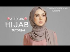Ideas fashion hijab style products for 2019 Makeup Photography, Photography Women, Spring Fashion Outfits, Hijab Fashion, Hijabs, Style Hijab Simple, Fashion Show Poster, Hijab Style Tutorial, Model Face