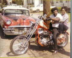 All-Black Biker Gang – Awesome Pictures of The East Bay Dragons Motorcycle Club of Oakland, California from Between the 1950s and 1970s