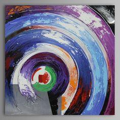 Psychedelic Rainbow Eye 2