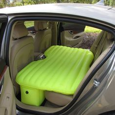 Backseat inflatable matress