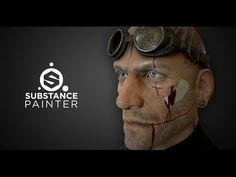 Substance Painter: creative use of particle brushes