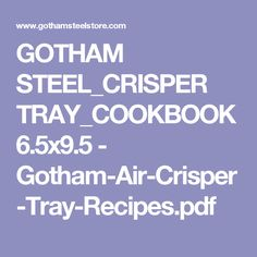 47 Best Gotham Steel Images Cooking Recipes Food Chef Recipes