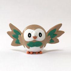 Custom Poymer Clay Pokemon Figurine Handmade Nintendo Figure