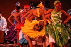 De Rompe y Raja , dance