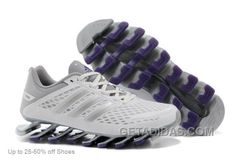 http://www.getadidas.com/adidas-springblade-running-shoes-women-white-purple-lastest.html ADIDAS SPRINGBLADE RUNNING SHOES WOMEN WHITE PURPLE LASTEST Only $71.00 , Free Shipping!