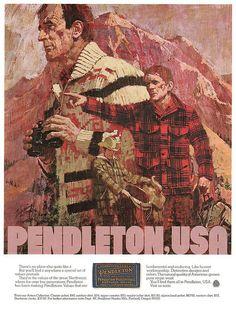 Today's Inspiration: Howard Terpning, Advertising Illustrator