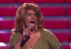Jennifer Holliday and Jessica Sanchez – And I Am Telling You I'm Not Going