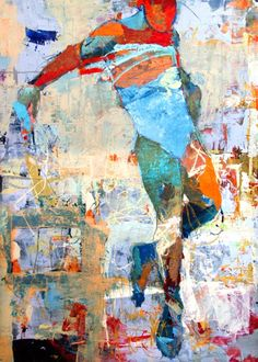 Jylian Gustlin - San Francisco, CA Artist - Painters - Artistaday.com