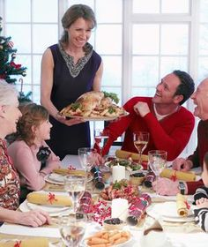 Tips for splitting up the holidays between multiple familiar members. How do you do it?