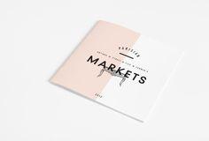 Markets by Tina Wang, via Behance