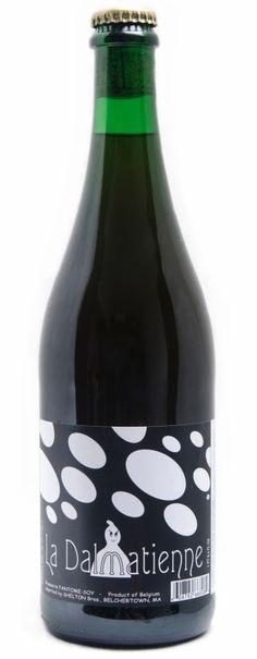 Cerveja Fantome La Dalmatienne, estilo Saison / Farmhouse, produzida por Fantôme, Bélgica. 8% ABV de álcool.