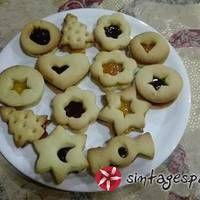 Μπισκότα Χριστουγεννιάτικα Food And Drink, Pudding, Xmas, Sweets, Cookies, Desserts, Kuchen, Christmas, Biscuits