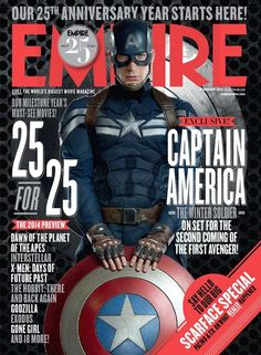 empire magazine cover february 2014 - Google Search