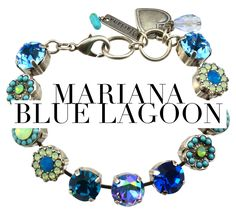 Quick review of Mariana Blue Lagoon Jewelry! First appearing in 2013 Spring Ambrosia Collection!