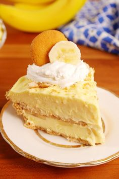 Best Banana Pudding Cheesecake Recipe - How to Make Banana Pudding Cheesecake