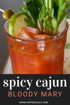 It's perfect for a Southern-style brunch. It all starts with the Cajun seasoning, with its mix of spices, including cayenne. Top that with more cayenne powder, the famous Tabasco hot sauce, black pepper, and, of course, horseradish, and you have a tasty cocktail that punches hard. #cajun #bloodymary #cocktail #spicybloodymary #cajunbloodymary #bloodymaryrecipe Spring Cocktails, Easy Cocktails, Cocktail Recipes, Drink Recipes, Winter Drinks, Summer Drinks, Tabasco Hot Sauce, Chipotle Recipes, Spicy Drinks