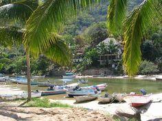 Boca de Tomatlan - Been there!