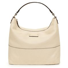 The Grove Court Lexie handbag from Kate Spade New York. I adore the shape of this bag. I wish the color had a little more interest, but on second thought, this will literally go with everything. www.katespade.com