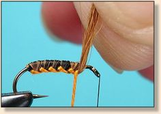 Woven Hackle Flies-Advanced Fly Tying - Fly Angler's OnLine                                                                                                                                                                                 More