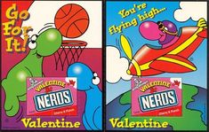 150+ Valentines From Your Childhood