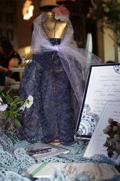 Indigo Bride by Paper Melange